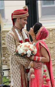 RichAidan Wedding, July 1st 2016 (photo by Richa Chander)